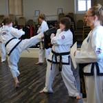 beccles-taekwondo-demo25