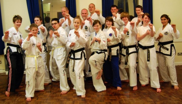 Beccles-Taekwondo4