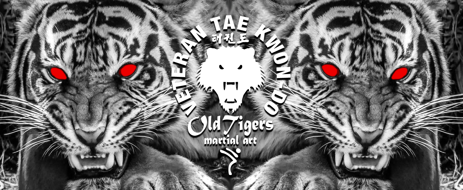 Old Tigers Veteran Taekwon-do