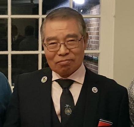 Grand Master Rhee Ki Ha