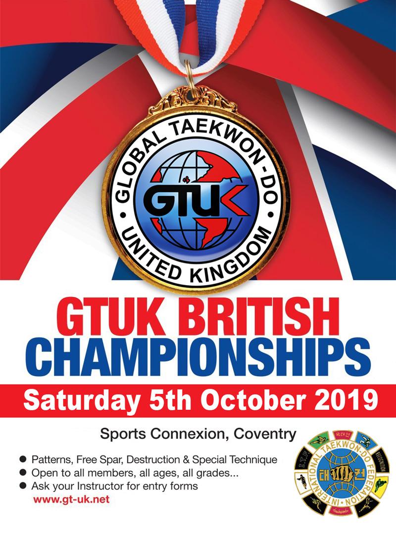 British Individual Taekwon-do Championships