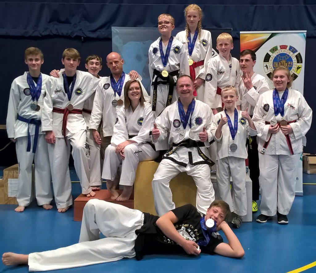 Beccles and Bungay Taekwondo