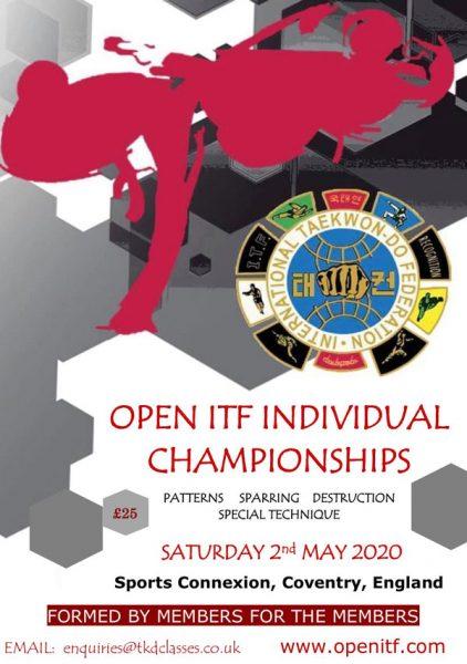 Open ITF Championships 2020