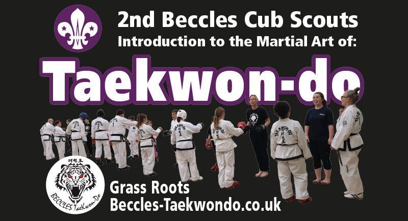 Taekwondo Grass Roots