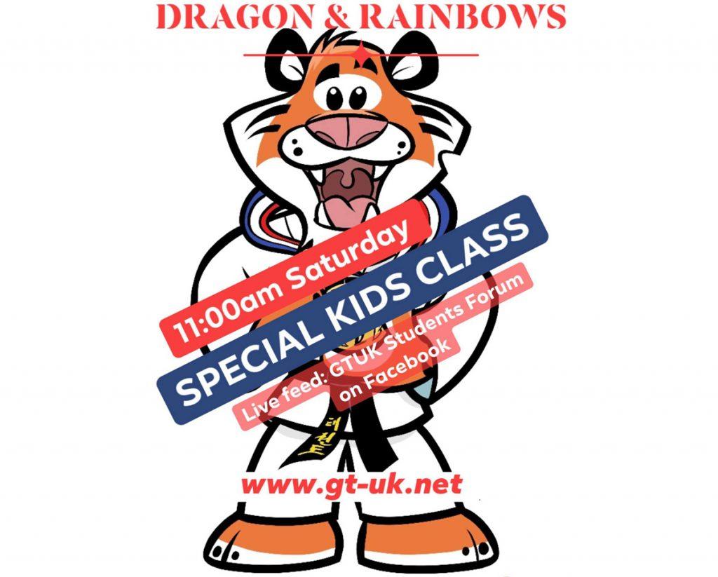Kids Taekwondo Class